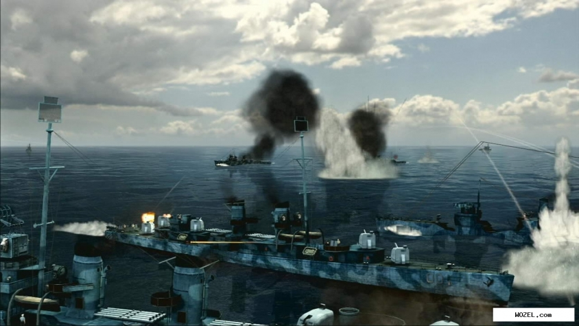 Battlestations: pacific (2009) pc | repack. Скриншот №6
