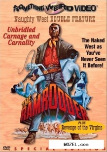 Месть девственниц / the ramrodder/ revenge of the virgins (1969) dvdrip