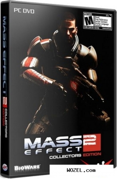 Mass Effect 2: Collectors Edition [2010/RUS/Repack]