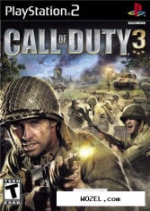 Call of Duty 3 (2006/PS2/RUS)