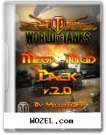 ������� ���� ������ ����� �� YelloSOFT ��� World of Tanks 0.8.11 Mods v.2.0 (2014/RUS) ���������