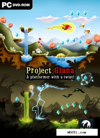 Project Giana (2012/ENG/DEMO)
