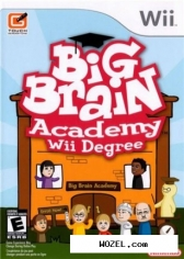 Big Brain Academy: Wii Degree (2007/Wii/ENG)